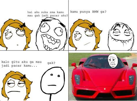 Komik Meme Indonesia Just For Fun Nyesel Tuh Cewek