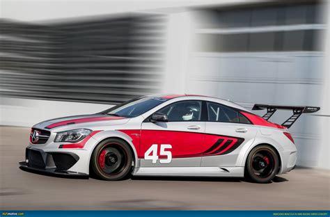 Racing Series ausmotive 187 mercedes 45 amg racing series concept
