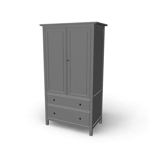 Ikea Garderobe Hemnes by Hemnes Wardrobe Design And Decorate Your Room In 3d
