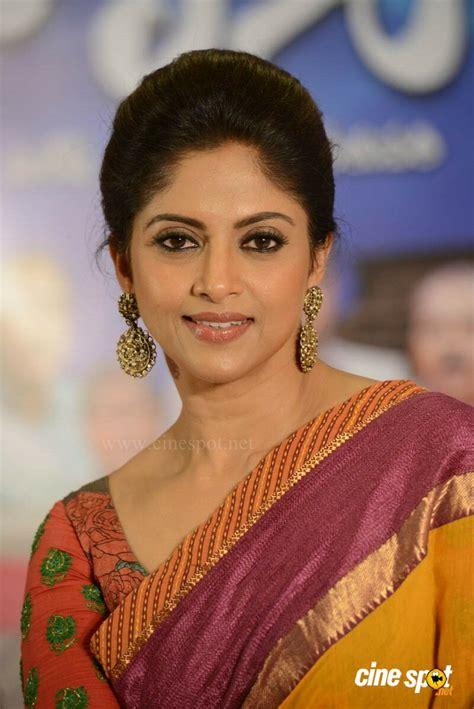 Nadiya Moidu At Drushyam Success Meet