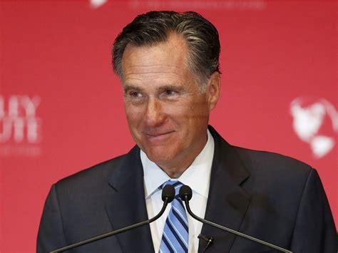 Democrats' Treatment Of Mitt Romney Was Justified