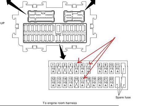 Nissan Maxima Fuse Box Diagram Pictures Pin