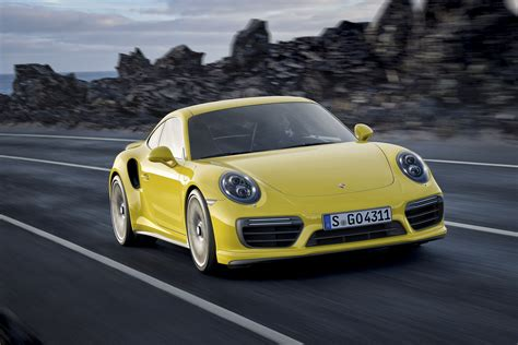 Porsche 911 Turbo S (991.2) Specs & Photos