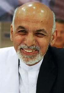 Ashraf Ghani ahead in preliminary results of Afghan ...