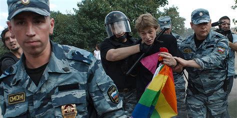 Russian Christian Tv Offers Sodomites 1 Way Tickets To
