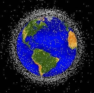Space junk could trigger Third World War warns Russian ...