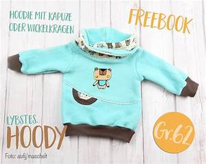 Baby hoodie freebook