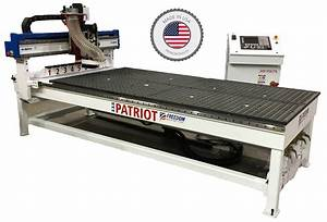 Patriot 4×8 - Freedom Machine Tool CNC Routers
