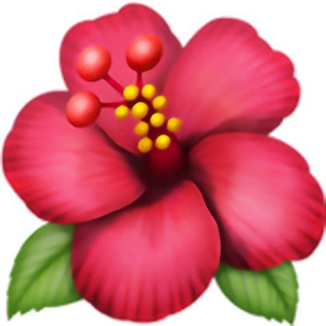 Emoji Flor Png Pngtumblr Pngs Adesivo Flower