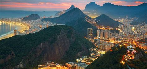 10 Most Popular Tourist Attractions In Brazil Traveling
