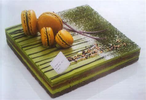 recette cuisine pour le soir le gâteau opéra chocolat thé matcha de sadaharu aoki