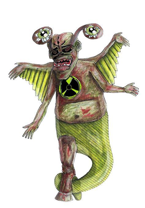 zombie mutant smash pet