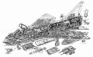 17 Best Images About Cutaway Drawings On Pinterest
