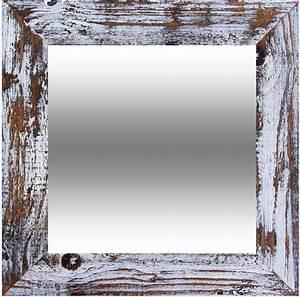Spiegel Weiß Holzrahmen : holz spiegel wei schwarz 5cm 4mm glas quadratisch ~ Indierocktalk.com Haus und Dekorationen