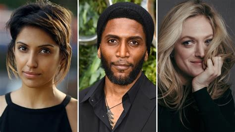 'The Umbrella Academy': Ritu Arya, Yusuf Gatewood, Marin ...