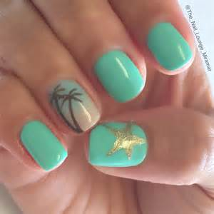 Best palm tree nail art ideas on