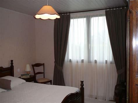 voilage chambre décoration chambre voilage