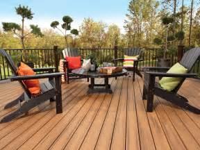 Trex Outdoor Deck Designs