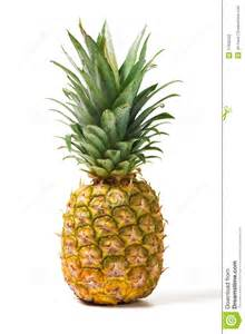 Pineapple Cartoon Fruit