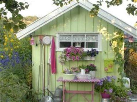 decoration cabane jardin