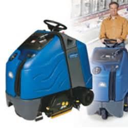 commercial floor scrubber vacuum janitorial equipment