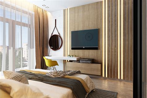 Bedrooms With Accent Walls by 7 Bedrooms With Brilliant Accent Walls