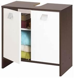 Meuble Salle De Bain Sous Lavabo : meubles sous lavabo salle de bain ~ Teatrodelosmanantiales.com Idées de Décoration