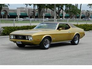 1973 Ford Mustang for Sale | ClassicCars.com | CC-1073230