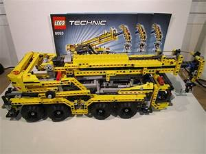Lego Technic Mobile Crane  8053  Model  Pre