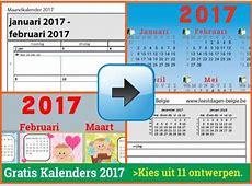Schoolvakanties 2017 Belgie Exacte datums voor dit