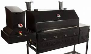 Kohle Gasgrill Kombination : 4 burner wood charcoal gas patio grill smoker ~ Frokenaadalensverden.com Haus und Dekorationen