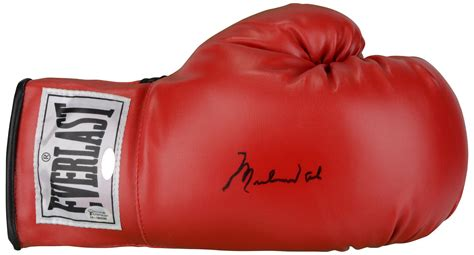 Muhammad Ali Signed Gloves, Autographed Boxing Gloves