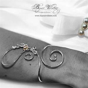 decorrations fait avec fil aluminium pour table de mariage With création bijoux mariage