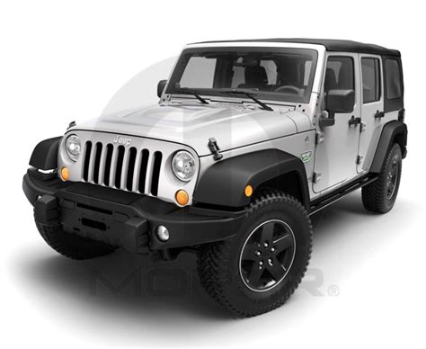 Jeep Wrangler Call Duty Cod Moab Front Bumper