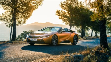 Bmw I8 Roadster 4k Wallpapers by Bmw I8 Roadster 2018 4k Wallpapers Hd Wallpapers Id 25304