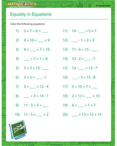 free worksheets for 4th grade math free printable 5th