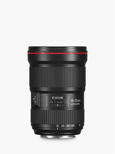 Canon EF 16-35mm f/2.8L III USM Wide Angle Zoom Lens at