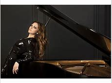 Pianist Lola Astanova Graces the Stage With the San Diego