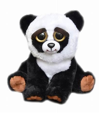 Feisty Pets Panda Stuffed Toy Plush Animal