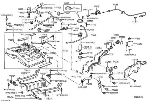 Fue Wiring Diagram 1997 Toyotum Camry by My Car Engine Dies And A T Came On And It Leak Fuel