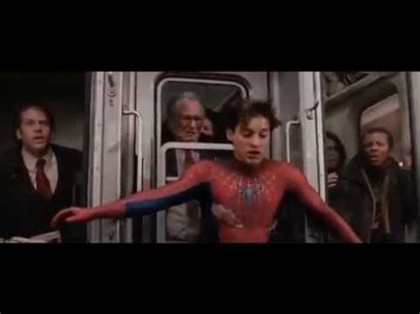 spider man   spider man  dr octopus train
