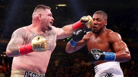 ruiz jr stuns joshua    heavyweight titles