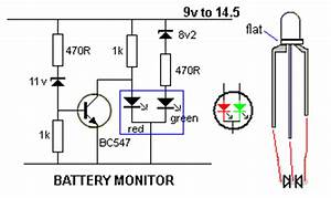 battery monitor mkii With voltage monitor