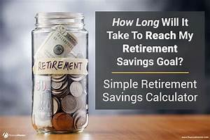 Auto Amortization Simple Retirement Savings Calculator Easy To Use