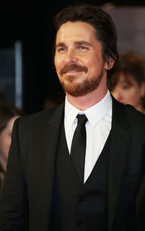 Christian Bale Picture British Academy Film