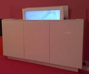 Meuble Cache Tv : meubles tv l vateurs par sb concept blog esprit design ~ Premium-room.com Idées de Décoration