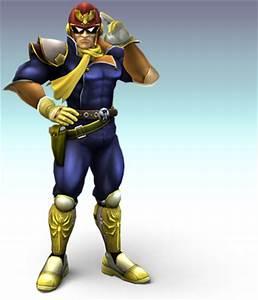 Captain Falcon - F-Zero Wikia
