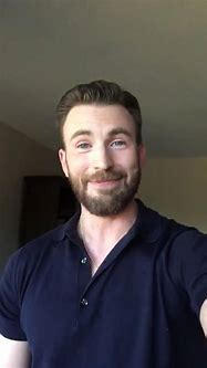 Chris Evans promoting his website A Starting Point ...