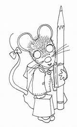 Coloring Digi 50s Hop Sock Stamps Mousie Paghes Colouring Dolls Visit sketch template