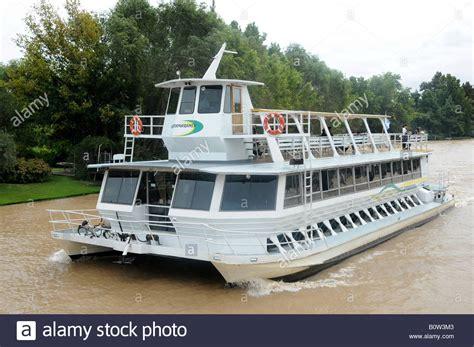 Catamaran Excursion by Catamaran Excursion Boat Touring Tigre Delta Islands